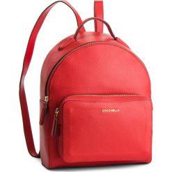 Plecak COCCINELLE - DF8 Clementine Soft E1 DF8 14 01 01 Coquelicot R09. Czerwone plecaki damskie Coccinelle, ze skóry. Za 1,299.90 zł.
