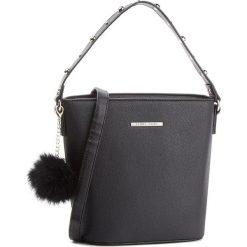 Torebka JENNY FAIRY - RC15408 Black. Czarne torebki do ręki damskie Jenny Fairy, ze skóry ekologicznej. Za 69.99 zł.