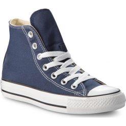 Trampki CONVERSE - All Star Hi M9622 Navy. Niebieskie trampki męskie Converse, z jeansu. W wyprzedaży za 219.00 zł.