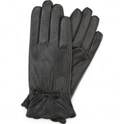 Rękawiczki damskie 45-6-517-1. Czarne rękawiczki damskie Wittchen. Za 149.00 zł.
