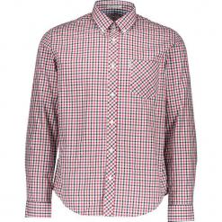 """Koszula """"House"""" - Regular fit - w kolorze czerwono-biało-niebieskim. Białe koszule męskie Ben Sherman, w kratkę, z bawełny, button down. W wyprzedaży za 130.95 zł."""