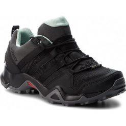 Buty adidas - Terrex AX2R Gtx W GORE-TEX AC8064 Cblack/Cblack/Ashgrn. Czarne obuwie sportowe damskie Adidas, z gore-texu. W wyprzedaży za 349.00 zł.