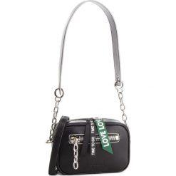 Torebka MONNARI - BAGB930-020 Black. Czarne torebki do ręki damskie Monnari, ze skóry ekologicznej. W wyprzedaży za 169.00 zł.
