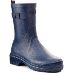 Kalosze LE CHAMEAU - Low Boot II BCB1847 Bleu A14. Niebieskie kozaki damskie Le Chameau, z kauczuku. Za 359.00 zł.