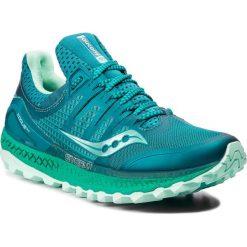 Buty SAUCONY - Xodus Iso 3 S10449-35 Grn/Aqu. Zielone obuwie sportowe damskie Saucony, z gumy. W wyprzedaży za 479.00 zł.