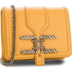 Torebka ELISABETTA FRANCHI - BS-78A-88E2 Ocra 630. Żółte torebki do ręki damskie Elisabetta Franchi, ze skóry ekologicznej. Za 1,099.00 zł.