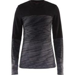 Craft Koszulka damska Wool Comfort 2.0 CN LS Czarna r. M   (1905341-999975). T-shirty damskie Craft. Za 198.08 zł.