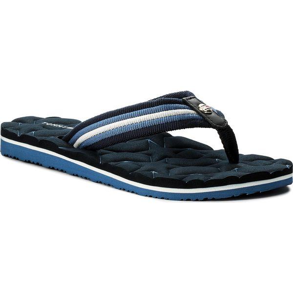 895422446e7b3 Japonki TOMMY HILFIGER - Comfort Low Beach Sandal FW0FW02368 ...