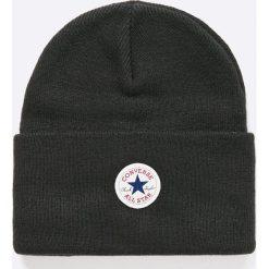 Converse - Czapka. Czarne czapki i kapelusze męskie Converse. Za 89.90 zł.