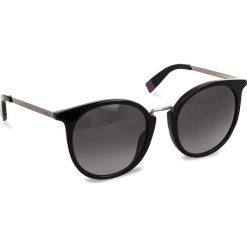 Okulary przeciwsłoneczne FURLA - Club 919627 D 147F REM Onyx. Czarne okulary przeciwsłoneczne damskie Furla. W wyprzedaży za 489.00 zł.