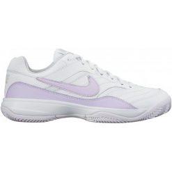 Nike Buty Tenisowe Women's Court Lite Clay Tennis Shoe 38.5. Brązowe obuwie sportowe damskie Nike, ze skóry. W wyprzedaży za 189.00 zł.