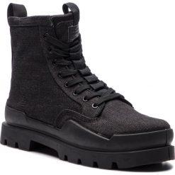 Trapery G-STAR RAW - Rackam Rovulc Boot Denim D10150-6578-990 Black. Czarne śniegowce i trapery męskie G-Star Raw, z denimu. Za 649.00 zł.