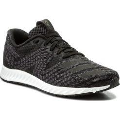 Buty adidas - Aerobounce DA9957 Cblack/Silvmt/Ftwwht. Czarne obuwie sportowe damskie Adidas, z materiału. W wyprzedaży za 269.00 zł.