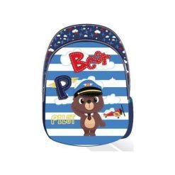 Eurocom Plecak dziecięcy Captain Bear biało-niebieski (241053). Torby i plecaki dziecięce marki Tuloko. Za 40.34 zł.