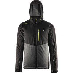 Kurtka narciarska w kolorze czarnym. Czarne kurtki męskie Outhorn. W wyprzedaży za 264.95 zł.