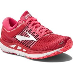 Buty BROOKS - Transced 5 120263 1B 699 Pink/Pink/Silver. Czerwone obuwie sportowe damskie Brooks, z materiału. W wyprzedaży za 519.00 zł.