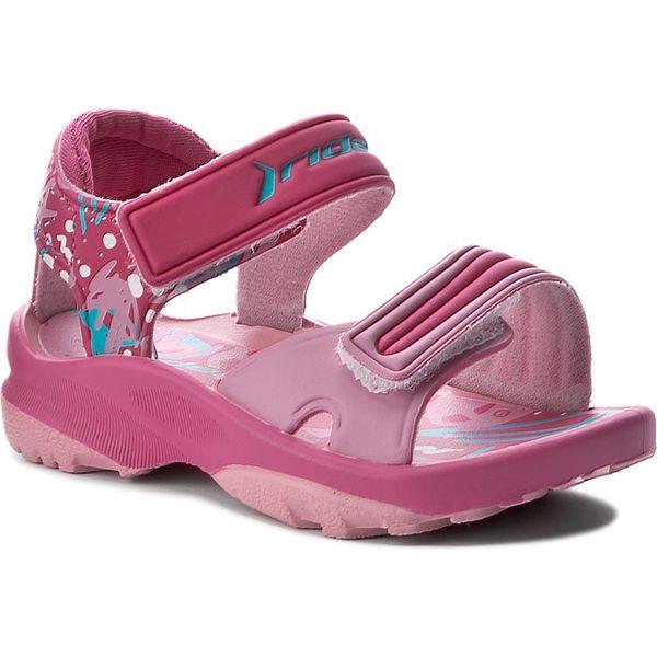 Sandały RIDER - K2 Twist VI Baby 81912 Pink 24074 - Sandały ... d5672f7389