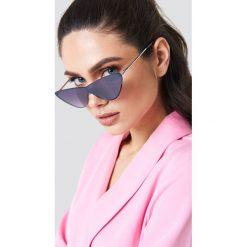 NA-KD Accessories Okulary przeciwsłoneczne z metalowymi oprawkami - Black. Okulary przeciwsłoneczne damskie marki QUECHUA. W wyprzedaży za 26.47 zł.