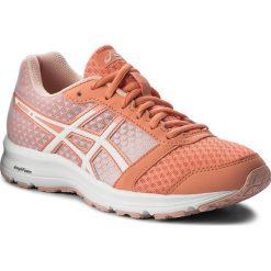 Buty ASICS - Patriot 9 T873N  Begonia Pink/White/Seashell Pink 0601. Brązowe obuwie sportowe damskie Asics, z gumy. W wyprzedaży za 189.00 zł.
