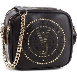 Torebka VERSACE JEANS - E1VSBBR3  70718 899. Czarne torebki do ręki damskie Versace Jeans, z jeansu. Za 589.00 zł.