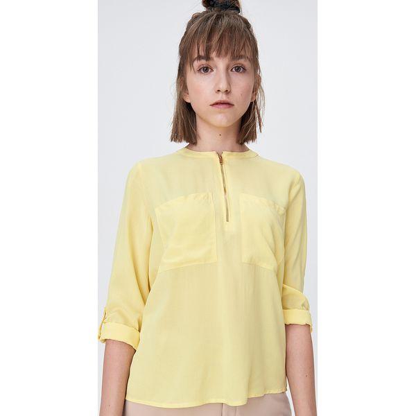 sklep bluzki damskie z zamkiem