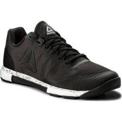 Buty Reebok - Speed Tr CN1014 Black/White/Silver. Czarne obuwie sportowe damskie Reebok, z materiału. W wyprzedaży za 269.00 zł.
