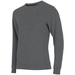 4F Męska Bluza H4Z17 blm001 Ciemny Szary Melanz M. Bluzy męskie marki KALENJI. W wyprzedaży za 69.00 zł.