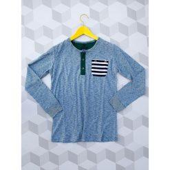 """Koszulka """"Daan"""" w kolorze niebieskim. T-shirty dla chłopców marki Reserved. W wyprzedaży za 65.95 zł."""