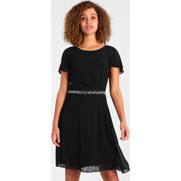 da68311bd1a5 s.Oliver BLACK LABEL KURZ Sukienka koktajlowa happy black - Sukienki ...