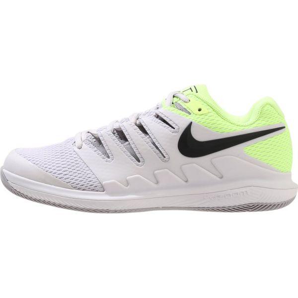 52b658f037a8 Nike Performance AIR ZOOM VAPOR X HC Obuwie multicourt vast grey ...