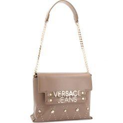 Torebka VERSACE JEANS - E1VSBBE9 70778 148. Brązowe torebki do ręki damskie Versace Jeans, z jeansu. Za 669.00 zł.