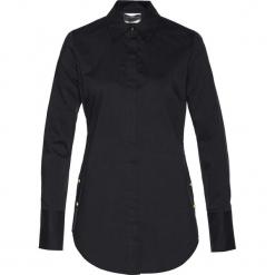 Długa bluzka bonprix czarny. Czarne bluzki damskie bonprix, z długim rękawem. Za 99.99 zł.