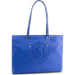 Torebka VERSACE JEANS - E1VSBBX2 70828 202. Niebieskie torebki do ręki damskie Versace Jeans, z jeansu. Za 549.00 zł.