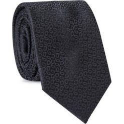 Krawat KWCR001623. Czarne krawaty i muchy Giacomo Conti. Za 69.00 zł.