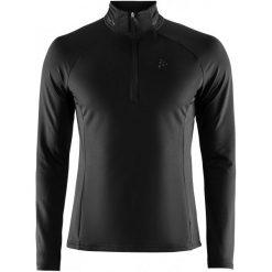 Craft Bluza Sportowa Męska Prep Black Xl. Czarne bluzy męskie Craft. Za 195.00 zł.