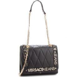Torebka VERSACE JEANS - E1VSBBL6-70712  899. Czarne torebki do ręki damskie Versace Jeans, z jeansu. Za 849.00 zł.