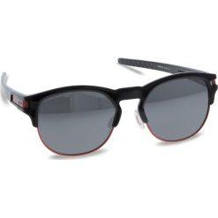 Okulary przeciwsłoneczne OAKLEY - Latch Key OO9394-0552 Polished Black/Prizm Black Iridium. Czarne okulary przeciwsłoneczne damskie Oakley. W wyprzedaży za 549.00 zł.