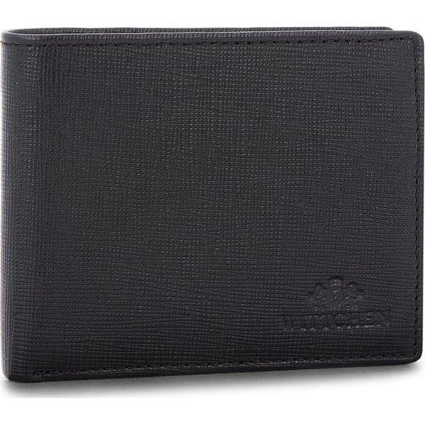 7a05a08828fe3c Duży Portfel Męski WITTCHEN - 14-1S-043-1 Black - Czarne portfele ...