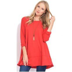 Fille Du Couturier Bluzka Damska Ginger 40 Czerwony. Czerwone bluzki damskie Fille Du Couturier, z bawełny. W wyprzedaży za 229.00 zł.