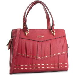 Torebka LIU JO - M Tote Brera N68196 E0031 Red 91656. Czerwone torebki do ręki damskie Liu Jo, ze skóry ekologicznej. W wyprzedaży za 479.00 zł.