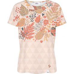 Colour Pleasure Koszulka damska CP-030 254 brzoskwiniowa r. M/L. T-shirty damskie Colour Pleasure. Za 70.35 zł.