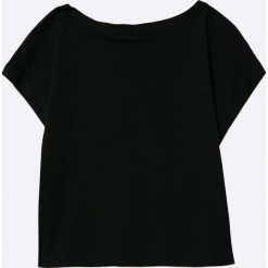 Blukids - Bluzka + top dziecięcy 134-164 cm. Bluzki dla dziewczynek Blukids, z nadrukiem, z bawełny, z okrągłym kołnierzem, z długim rękawem. W wyprzedaży za 39.90 zł.