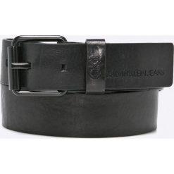 Calvin Klein Jeans - Pasek skórzany. Paski damskie marki SOLOGNAC. Za 229.90 zł.