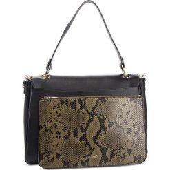 Torebka LIU JO - M Top Handle Duomo N68020 E0060 Nero 22222. Czarne torby na ramię damskie Liu Jo. Za 799.00 zł.