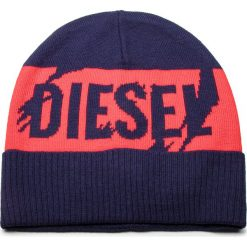 Czapka DIESEL - K-Becky Cap 00SJ4K-0NABQ-8AT  Peacoat Blue. Szare czapki i kapelusze męskie marki Giacomo Conti, na zimę, z tkaniny. Za 209.00 zł.
