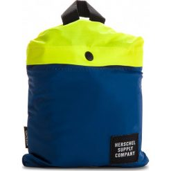Plecak HERSCHEL - Packable Daypack 10076-01902 Neon Yellow Refl./Peacoat Refl. Plecaki damskie marki QUECHUA. W wyprzedaży za 189.00 zł.