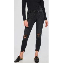 Vero Moda - Jeansy Seven. Szare jeansy damskie Vero Moda. W wyprzedaży za 89.90 zł.