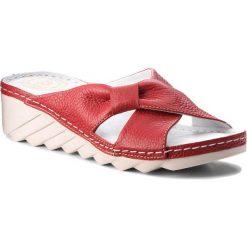Klapki WALDI - 0570 Czerwony. Klapki damskie marki bonprix. W wyprzedaży za 149.00 zł.