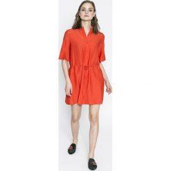 Answear - Sukienka Alabama. Szare sukienki damskie ANSWEAR, z poliesteru, casualowe. W wyprzedaży za 79.90 zł.