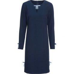 Sukienka bonprix ciemnoniebieski. Sukienki damskie marki MAKE ME BIO. Za 109.99 zł.
